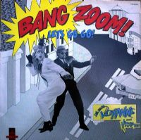 "Real Roxanne, The With Hitman Howie Tee–Bang Zoom!(Secondhand First Release)[12""Single 1986]"